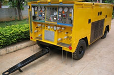 Aircraft Hydraulic Service Trolleys