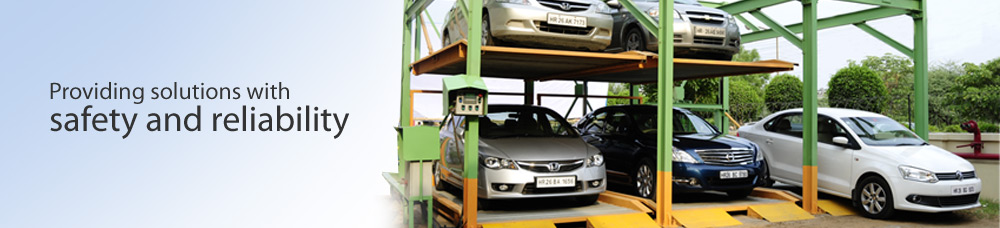 Car Parking System - Dantal Hydraulics